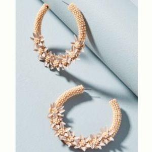 Perennial Wreath Earrings